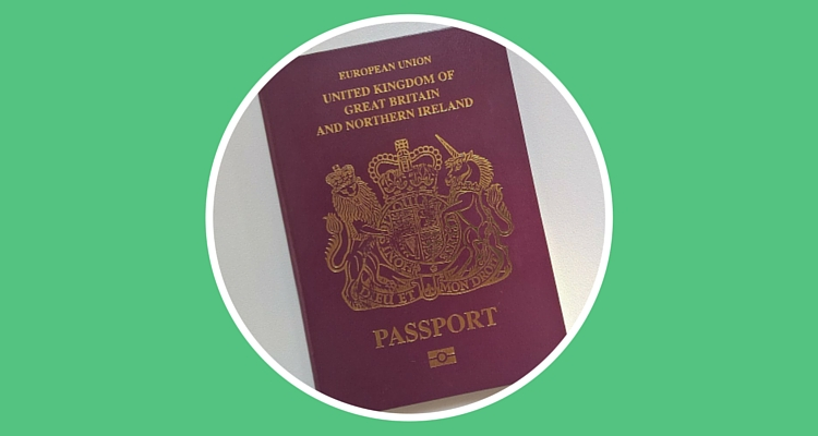 pasaporte britanico
