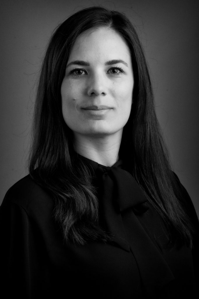 Irene Corchado, traductora jurada en Edimburgo