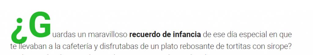 El Confidencial_pancakes recipe_fail_first paragraph