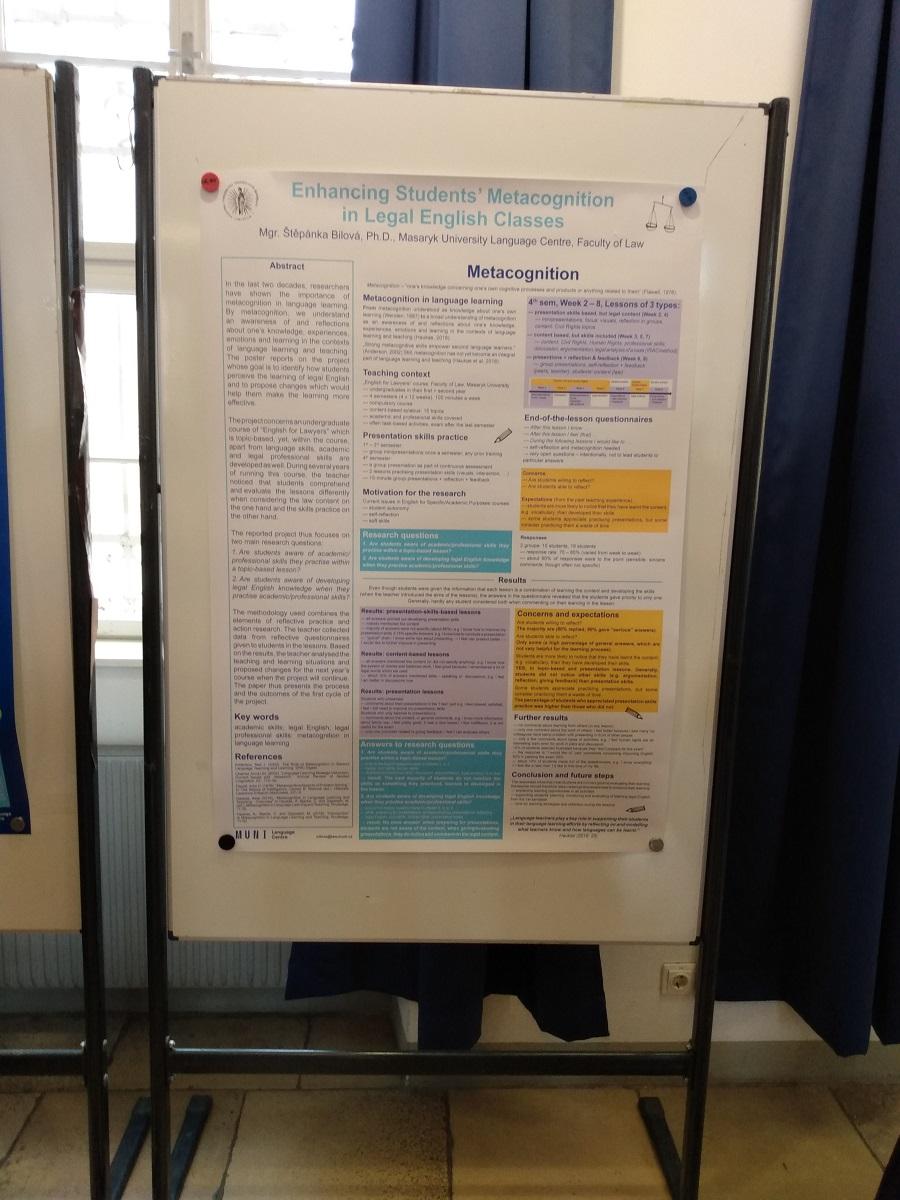 poster presentation 1