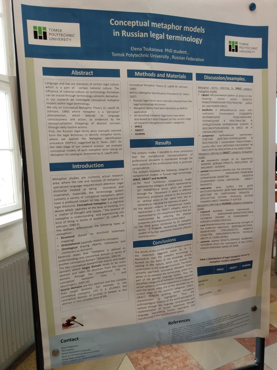 poster presentation 2