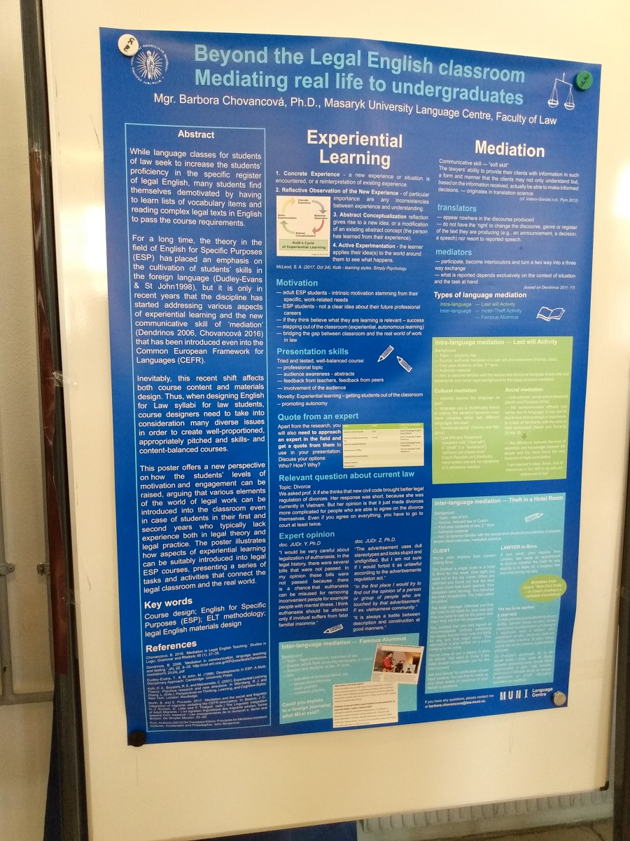 poster presentation 3